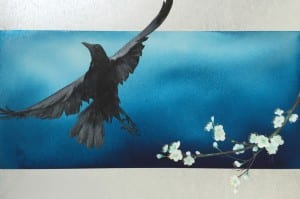 Raven's spring