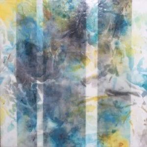 Watercolor + Wax